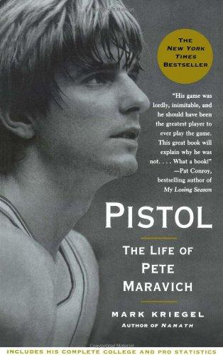 Pistol: The Life of Pete Maravich PDF ePub fb2 book