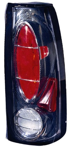 Depo Fiber Carbon (Depo 332-1940PCAS3C Carbon Fiber Tail Light Assembly)