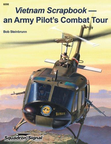 Vietnam Scrapbook - An Army Pilot's Combat Tour - Squadron specials (6098) by Squadron/Signal Publications