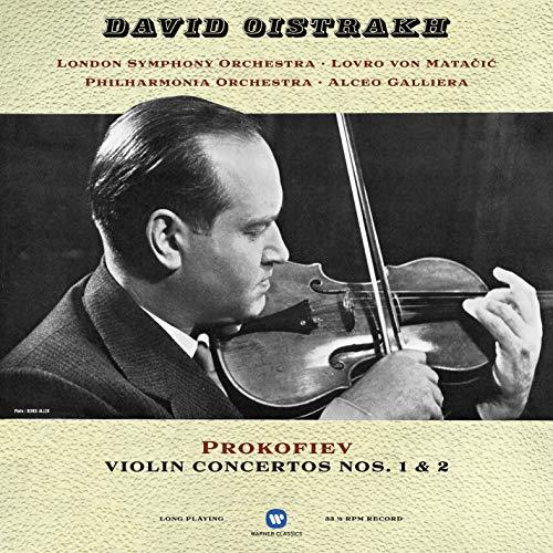 David Oistrakh - Prokofiev. Violin Concertos [Disco de Vinil]