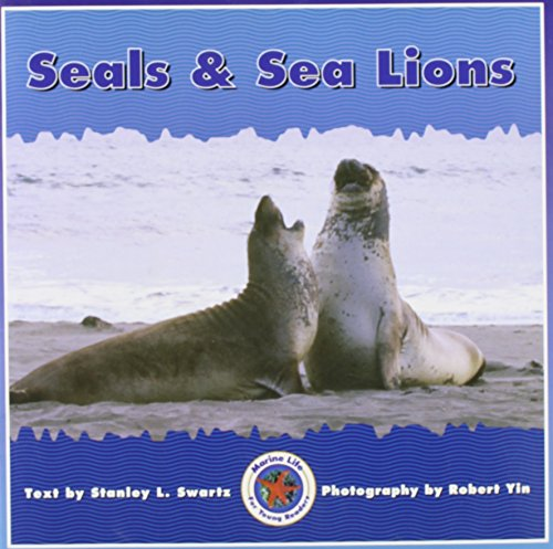 SEALS & SEA LIONS (Dominie Marine Life Young Readers)