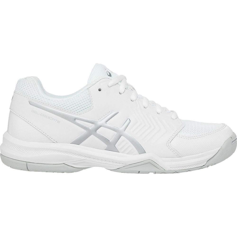 (アシックス) ASICS レディース テニス シューズ靴 ASICS GEL-Dedicate 5 Tennis Shoes [並行輸入品] B0785LR74P 10.0-Medium