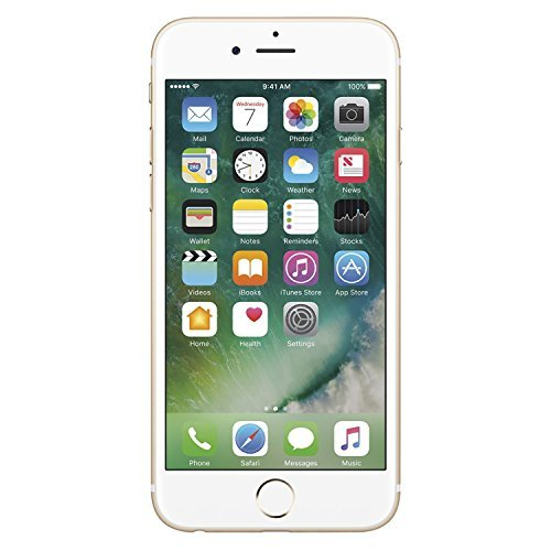 Apple iPhone 6S, AT&T, 64GB - Gold (Refurbished)