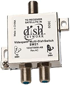 Videopath / Bell Expressvu / Dish Network MODEL SW21 Multi-Dish Switch