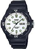[カシオ] 腕時計 スタンダード STANDARD MRW-200HJ-7EJF メンズ ブラック