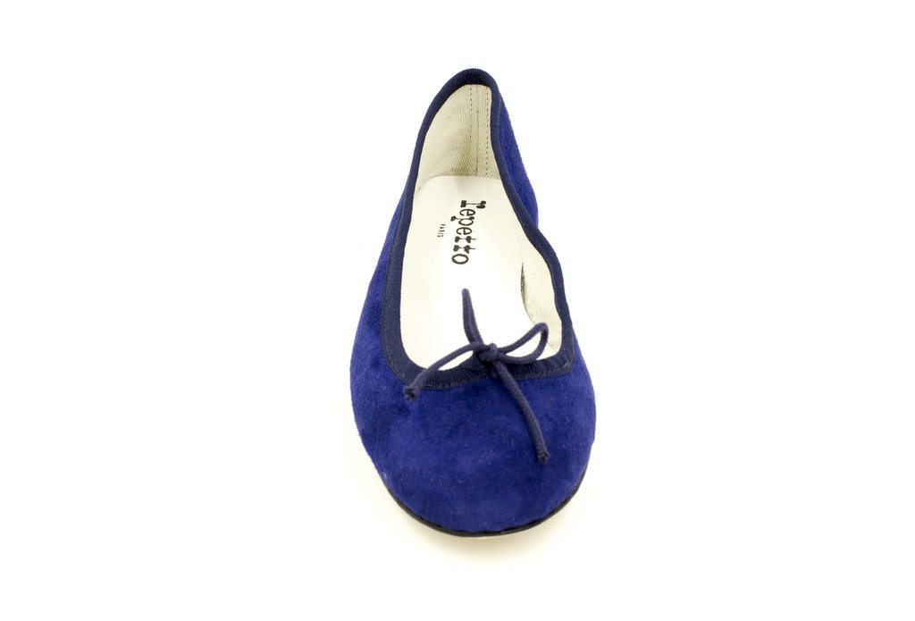 Repetto Women's Cendrillon B0160BWLE0 36 (US 5.5) M|Suede Navy