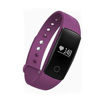3b2d4d185dde TDC Fitness Tracker Monitor de frecuencia cardíaca Smart pulsera ...