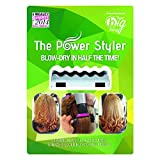 The Power Styler - Blow Hair Dryer Attachment (Silver)