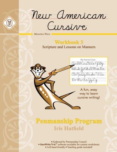 New American Cursive III by Iris Hatfield (2010-11-01)