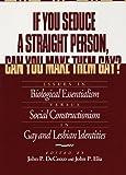 If You Seduce a Straight Person, Can You Make Them Gay?, John P. De Cecco and John P. Elia, 1560230347
