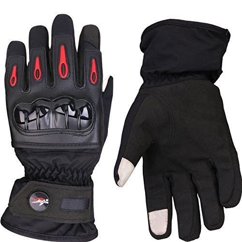 Best Motorcycle Gloves Review - 5