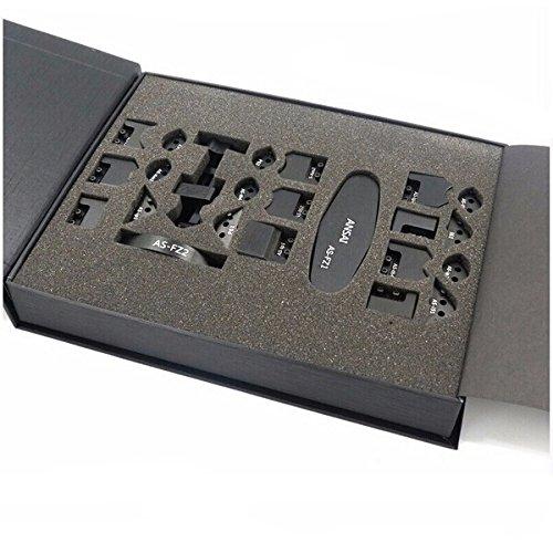 26 in 1 GB1100 iCorner Kit for iPod iPad iPhone 5 5S 6 6Plus 6s Corner Sidewall Bend Repair Tool - Apple Bottom Eyeglass Frames