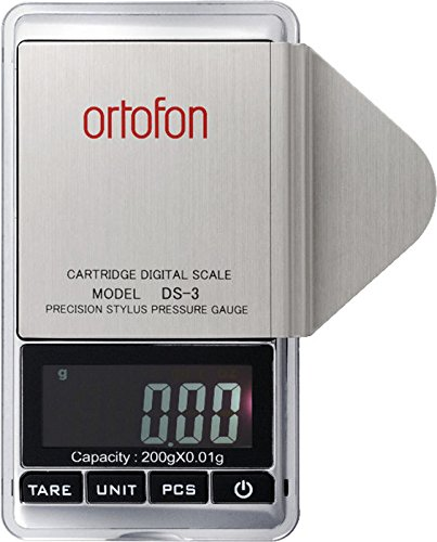 Ortofon DS-3 Needle pressure gauge for cartridge DJ item