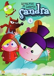 Sandra, Detective de Cuentos: Vol. 4 [DVD]