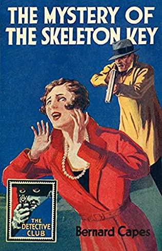 book cover of The Mystery of the Skeleton Key