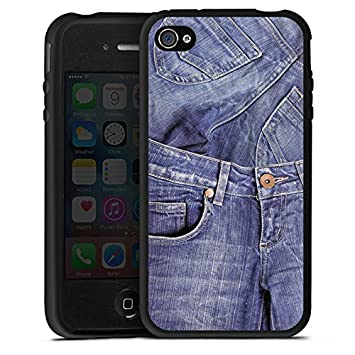APPLE iPhone 5 piel funda piel case con ranura para tarjeta ...