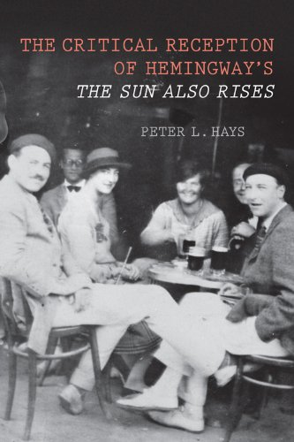 The Critical Reception of Hemingway's The Sun Also Rises (Literary Criticism in Perspective)