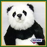 HANSA ハンサ ぬいぐるみ 5750 子ジャイアントパンダ 44 PANDA BEAR CUB SITTING