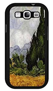 Wheatfield with Cypresses (van Gogh) - Case for Samsung Galaxy S3 SIII