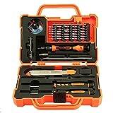 YOSIL 45 in 1 Electronics Repair Tool Kit Multi Function Screwdriver Set for Laptop Smartphone Tablet Repair