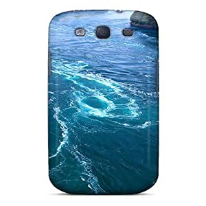 Hot SgIPf500AEjpK Beach Coast Case Cover Compatible With Galaxy S3