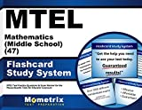 MTEL Mathematics (Middle School) (47) Flashcard Study System: MTEL Test Practice Questions & Exam Review for the Massachusetts Tests for Educator Licensure (Cards)