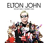 Rocket Man: Number Ones (Eco-Friendly Packaging) by John, Elton [Music CD]