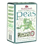 Hodmedod's - Whole Dried Kabuki Peas - 500g (Case of 12)