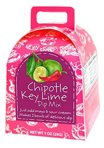 Chipotle Key Lime Dip Mix by Pelican Bay LTD.