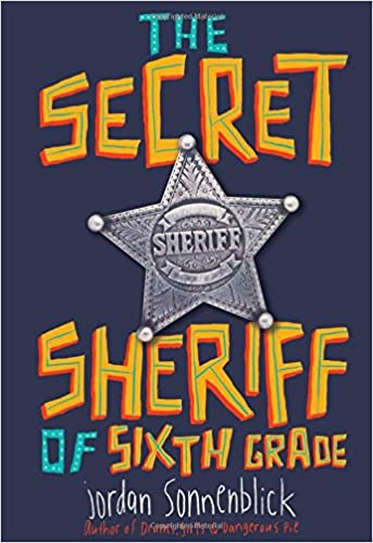 Image result for secret sheriff sixth grade cover