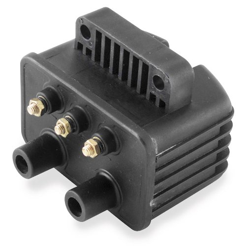 Bikers Choice Twin Power Ignition Coil Single/Dual for Harley