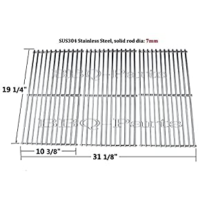 Gas Grill Grids