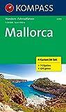 Mallorca: Wanderkarten-Set. GPS-genau. 1:35000 (KOMPASS-Wanderkarten, Band 2230)
