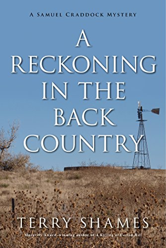 A Reckoning in the Back Country: A Samuel Craddock Mystery by [Shames, Terry]