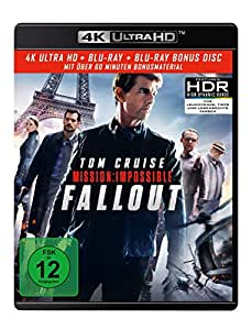Mission: Impossible 6 - Fallout 4K, 1 UHD-Blu-ray