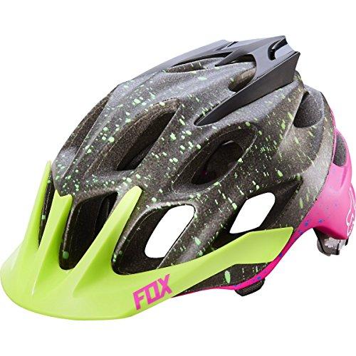 - Fox Head Flux Flight Helmet, Black/Pink, Large/X-Large