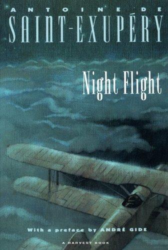 Night Flight (Harbrace Paperbound Library, Hpl63) by Antoine de Saint-Exup?y (1974-03-20)