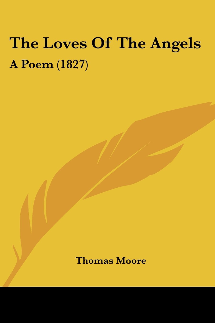 Read Online The Loves Of The Angels: A Poem (1827) pdf