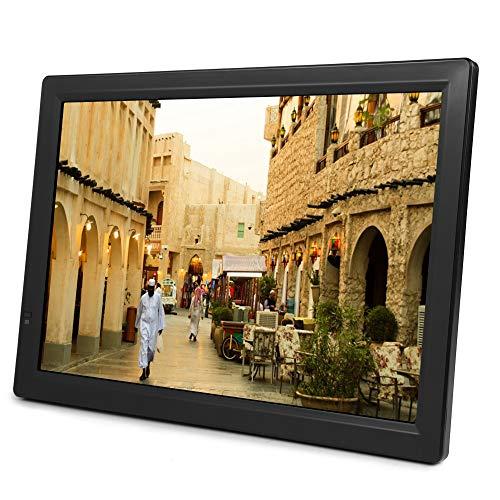 14Inch Portabel ATSC Digital Television 1080P HD HDMI Video Player Support USB Port,SD/MMC Card,U Disk,MKV, MOV, AVI, WMV, MP4, FLV, MPEG1-4, RMVB, 1080P Video MP3 for Outdoor, Home, Car,Bathroom etc