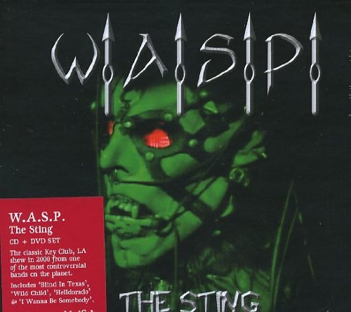 Sting: Live in Los Angeles by WASP (2013-01-15)