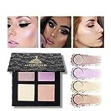 Best UCANBE Glitter Eyeshadows - Pearl Eyeshadow Matte Luxsea Long Lasting Waterproof Eye Review