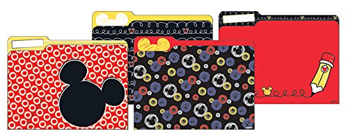 Eureka Mickey Color Pop! File Folders (866404)