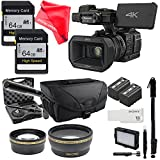 Panasonic HC-X1000 4K 60p/50p Camcorder Bid Professional bundle professional video journalist