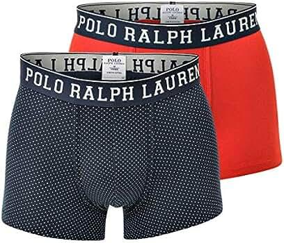Polo Ralph Lauren Hombre Bóxer Shorts Bañador 2 Paquete - Algodón ...
