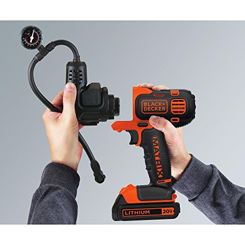 Buy black and decker cordless air station