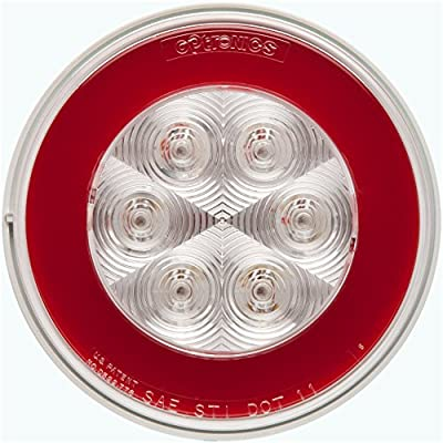 Optronics STL101RCMBP Red LED Park/Turn Signal Light, 0. Fluid_Ounces: Automotive