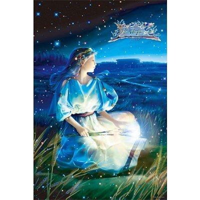 Starry Tales the Zodiac by KAGAYA 1000 piece Virgo - Virgo - [puzzle] shining (50cm x 75cm, corresponding panel No.10) (japan import)