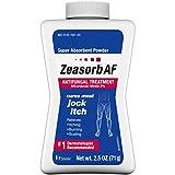 Zeasorb Super Absorbent Antifungal Treatment Powder