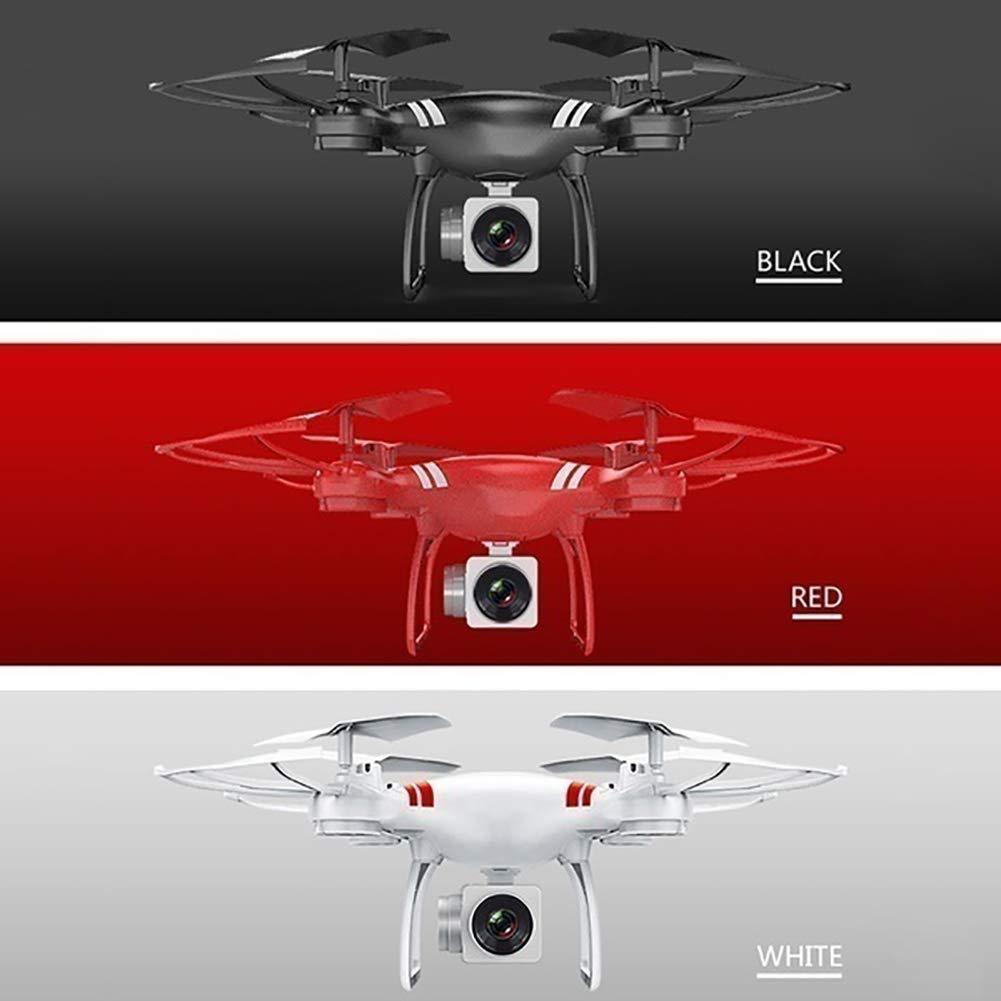 Aland-Wide-Angle Camera High Definition Aerial Phone Control Aircraft Quadcopter Toy - Red No Camera by Aland (Image #5)