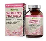 Vitamin Bounty - Women's Pro-Daily - 10 Billion CFUs Per Serving, 5 Strains, Prebiotic and Probiotic